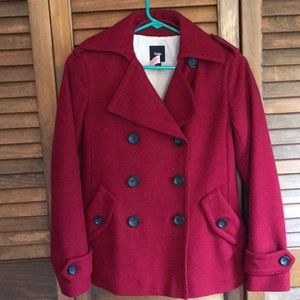 Fun Classic Pea Coat by Gap